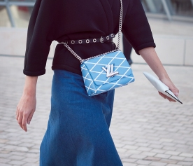 The gorgeous 'Twist' bag