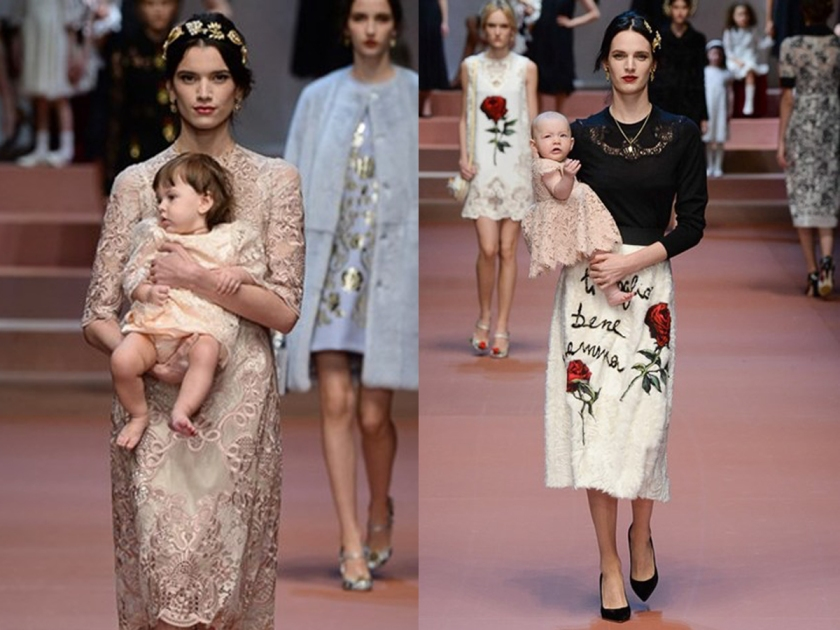 Labellecrush-Dolce&gabbana MFW03