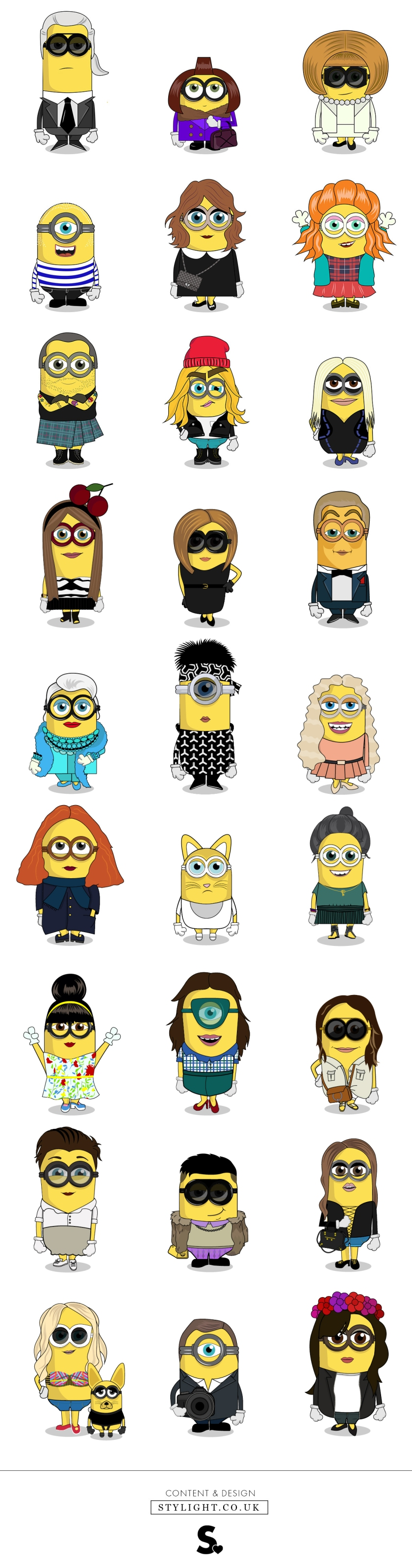 Labellecrush-Stylight-Minions 01